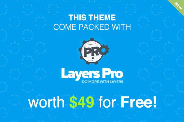 Firma -  Layers Multipurpose WordPress Theme