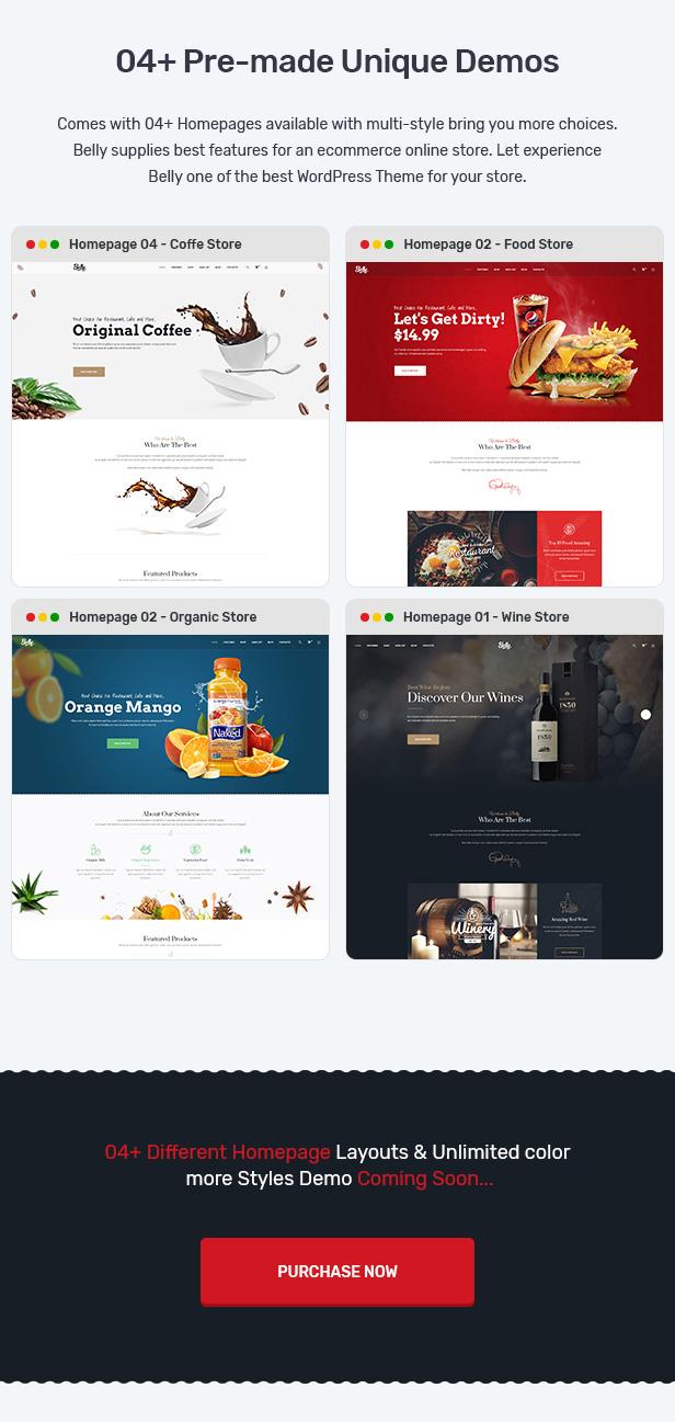 Belly - Multipurpose Theme for WooCommerce WordPress 21