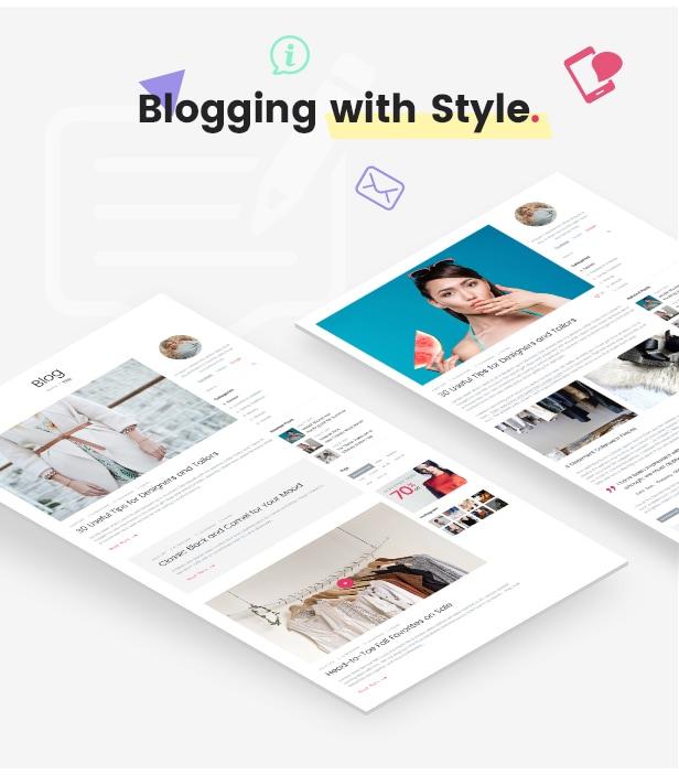 WooCommerce Multipurpose WordPress Theme - Yez - 6