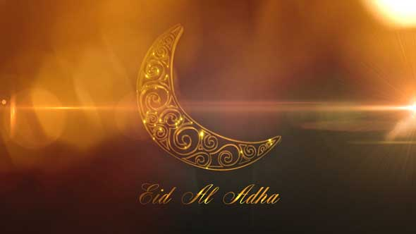 Eid Al-Adha Islamic Greeting Video Template download