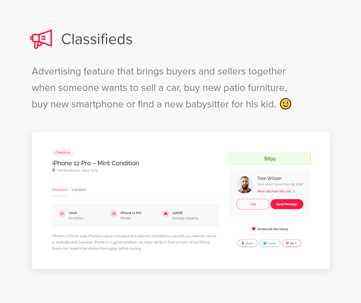 Listeo - Directory & Listings With Booking - WordPress Theme - 5