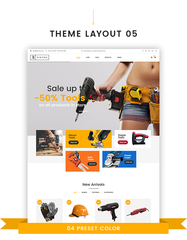 VG Ribona - WordPress Theme for Construction, Building Business - 35