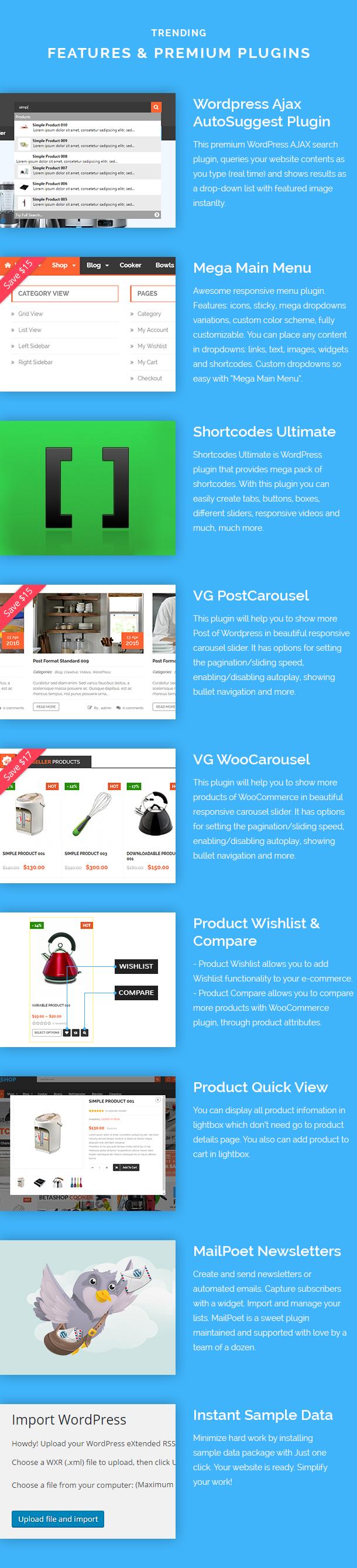 VG BetaShop - Kitchen Appliances WooCommerce Theme - 18