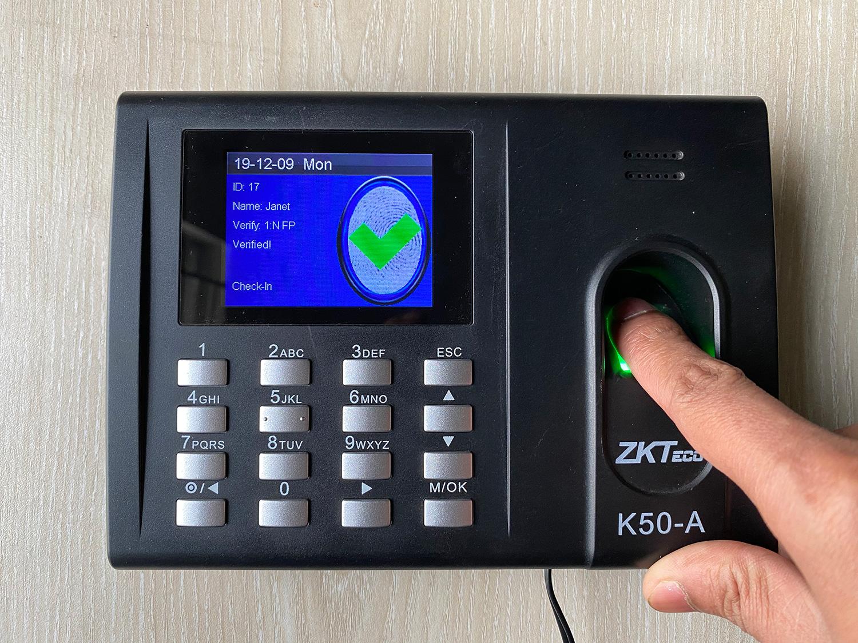 Ekattor Student Biometric Attendance Addon - 2