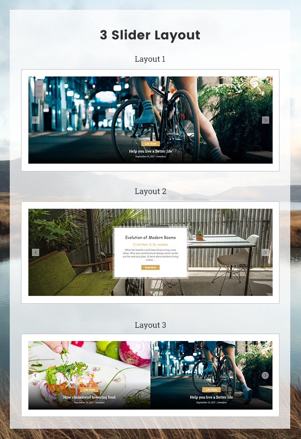 Qualta - Responsive WordPress Blog Theme - 5