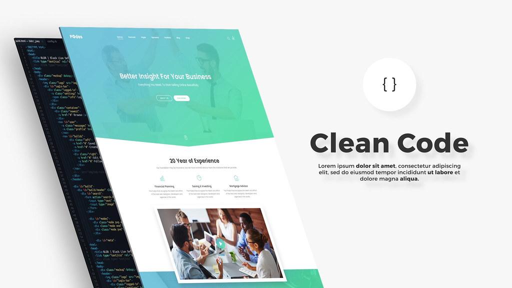 Creative Agency // Website Presentation - 9