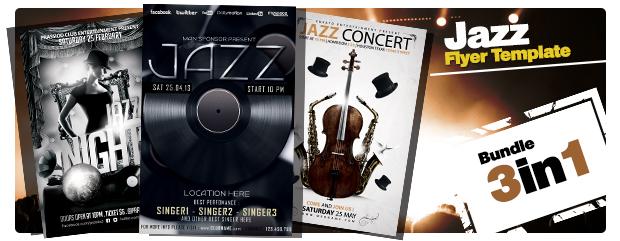 Music World Tour Flyer Template - 4