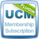 UCM Plugin: Club Recurring Subscription Membership Manager