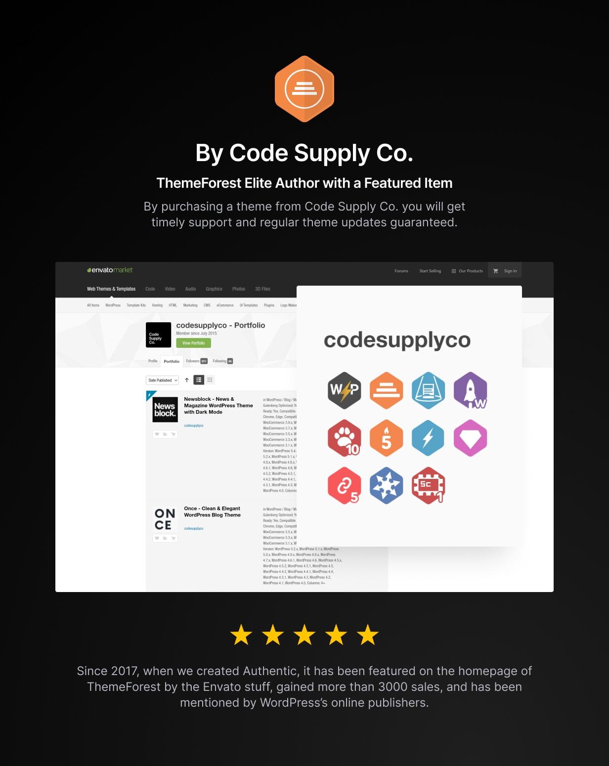 Newsblock - News & Magazine WordPress Theme with Dark Mode - 28