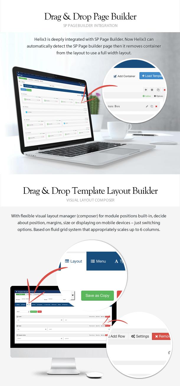 ProFlex - MultiPurpose Corporate Joomla Template