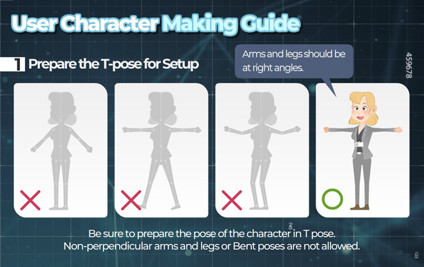 Character Rigging Mock Up Animations - 8