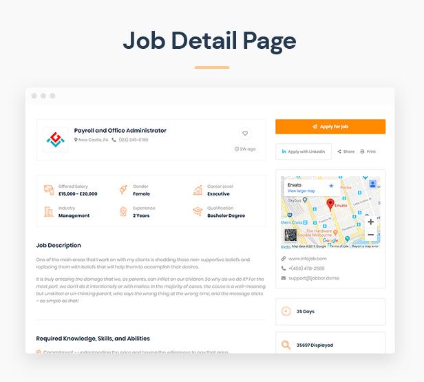 Jobber - Job Board HTML5 Template - 8