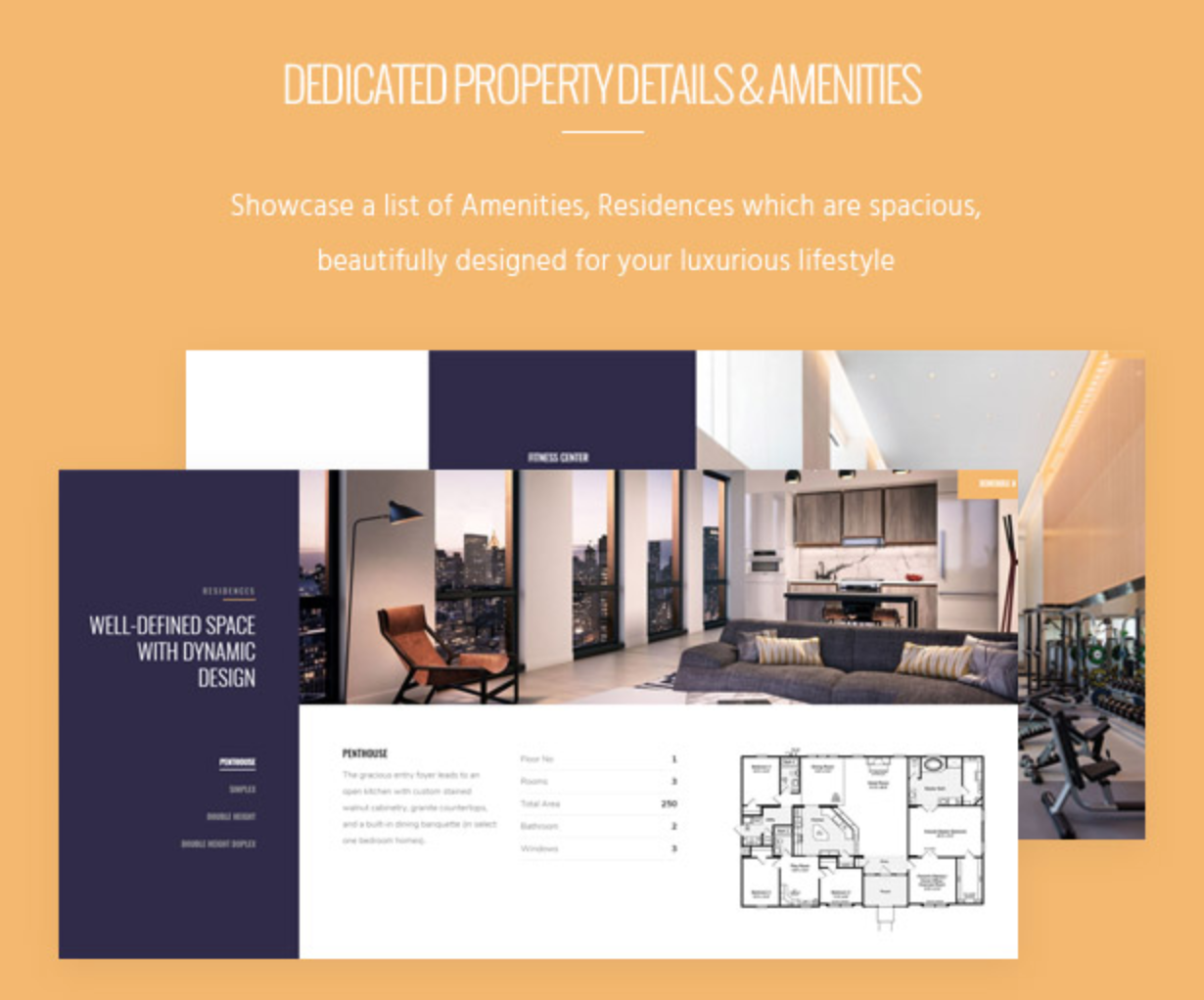 Skyview Complex Visit Booking Rental Apartment & Real Estate WordPress Themes