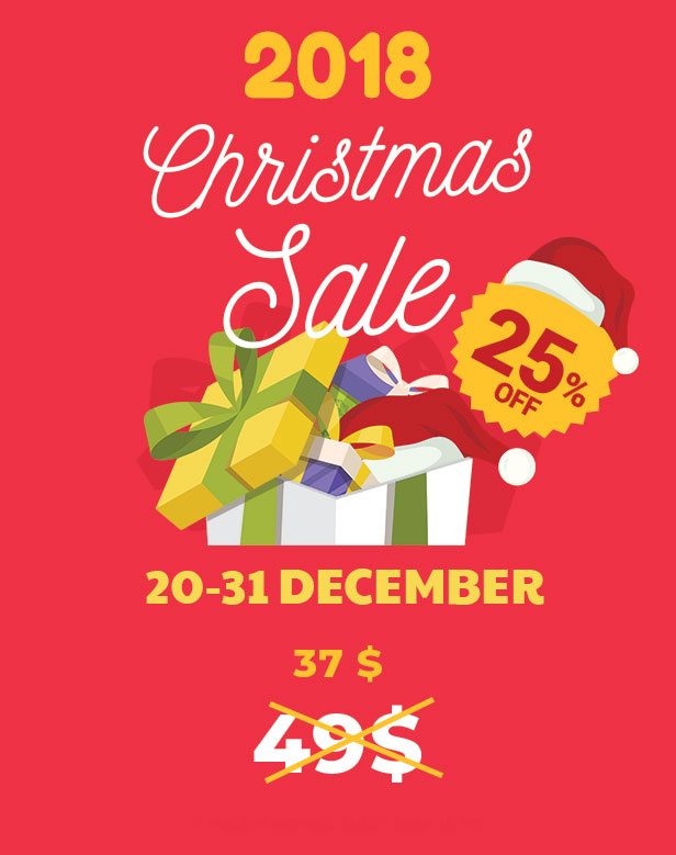 Noemi Christmas Sale -25%