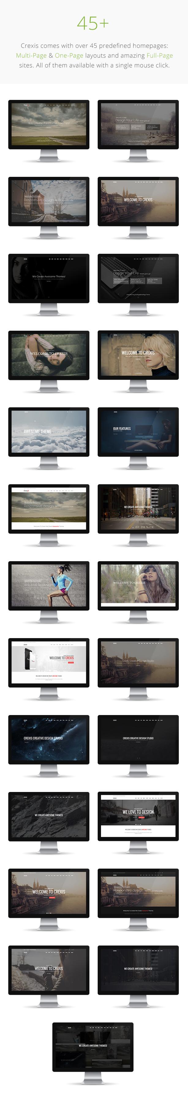 Crexis - Responsive Multi-Purpose WordPress Theme - 5