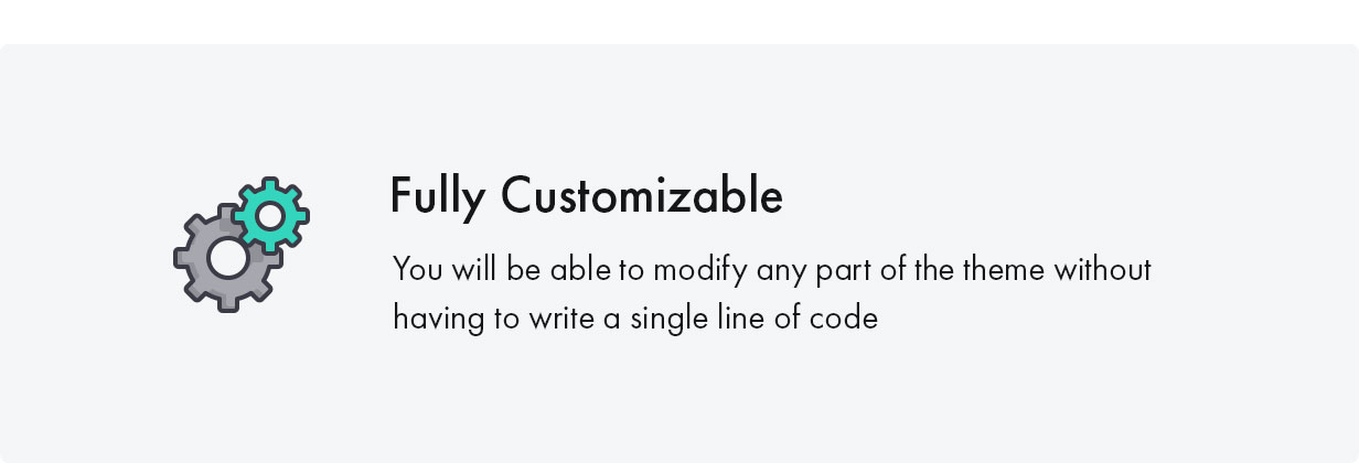 Konte WooCommerce theme - Rich customization