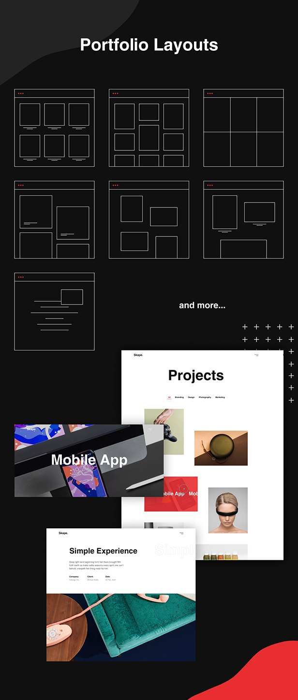 Skape v1.0.0-创意与现代代理WordPress主题