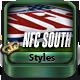NFL Football Styles - NFC West - 2