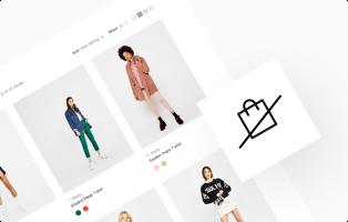 Catalog mode at Shella Shopify theme