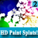 Hd Paint Splat 2