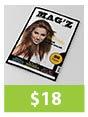 InDesign Magazine Templates - 13