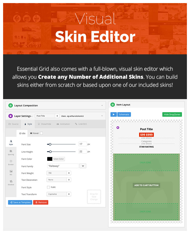 Essential Grid Gallery WordPress Plugin - 4