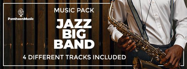 Big Band Jazz Music Pack