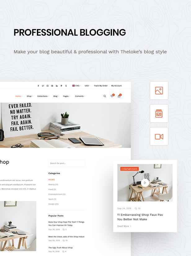 TheLoke - Multi-Purpose & Electronics Store WooCommerce Theme - 13