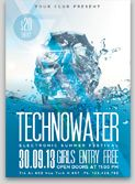 Techno Music, Water Event