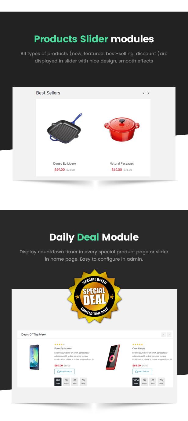 Rameo - Multipurpose Theme for WooCommerce WordPress 5