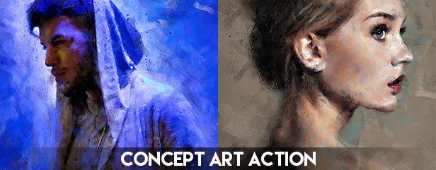 Archi Sketch Photoshop Action - 2