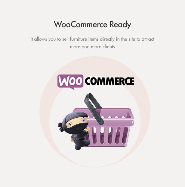 Quapa - Nội thất chủ đề WooC Commerce WordPress