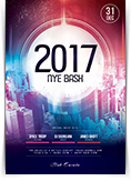 2017 NYE Bash Flyer