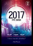 2017 NYE Bash Flyer