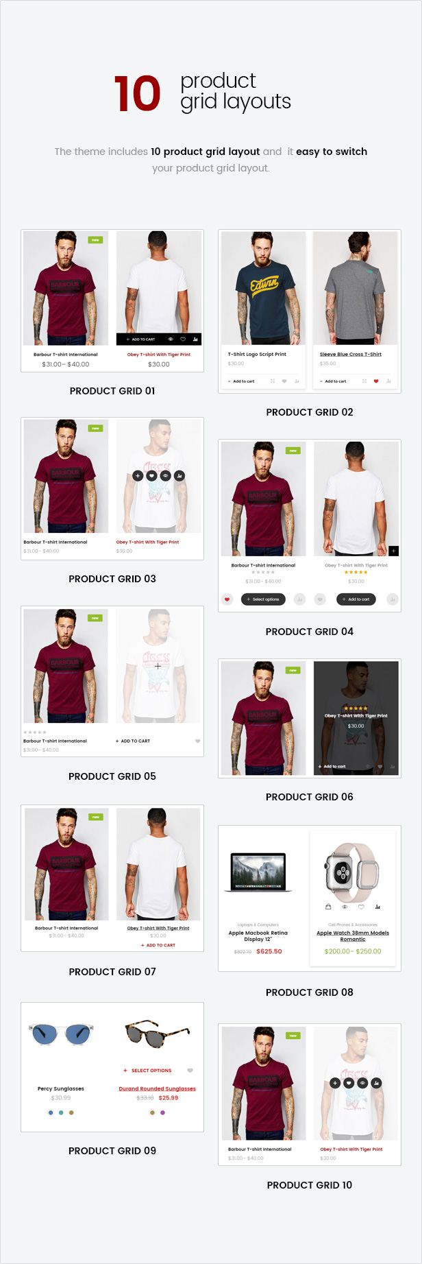 Mr.Bara - Responsive Multi-Purpose eCommerce WordPress Theme - 18