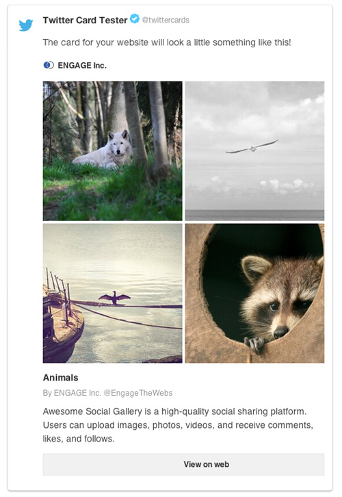 Awesome Media Gallery - 11