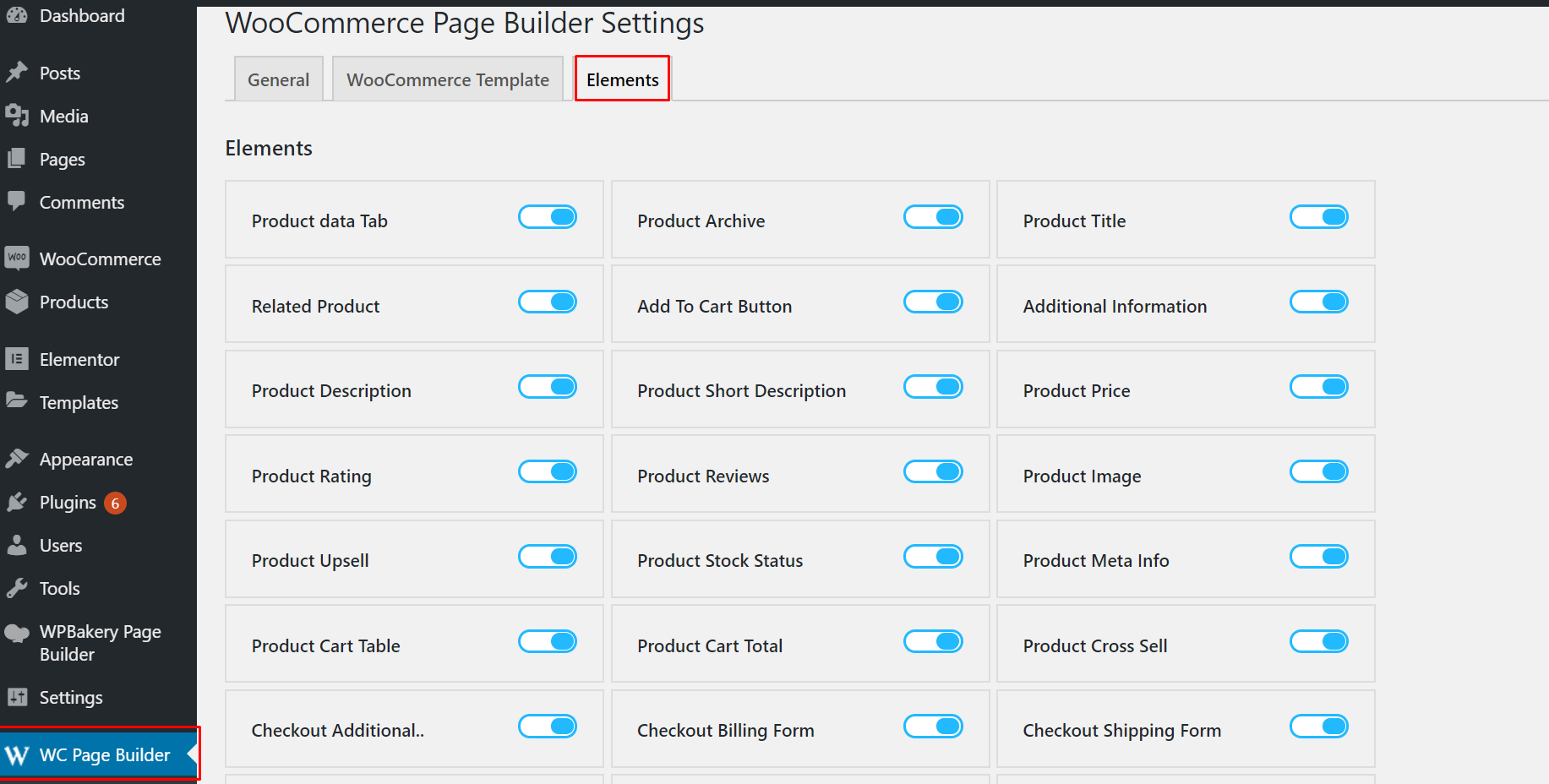 WC Builder Pro – WooCommerce Page Builder for WPBakery - 5