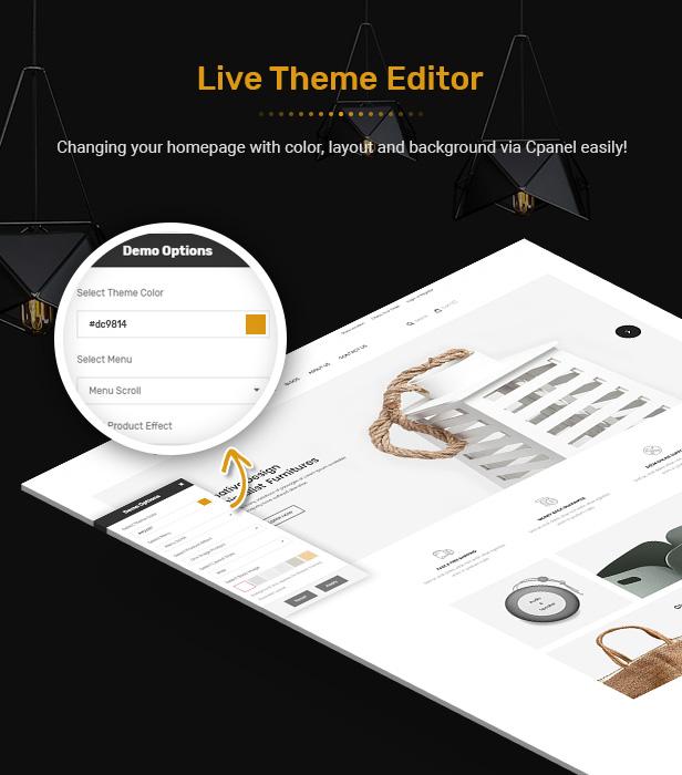 FuniHome - Responsive PrestaShop 1.7 Furniture Shop Theme - 12