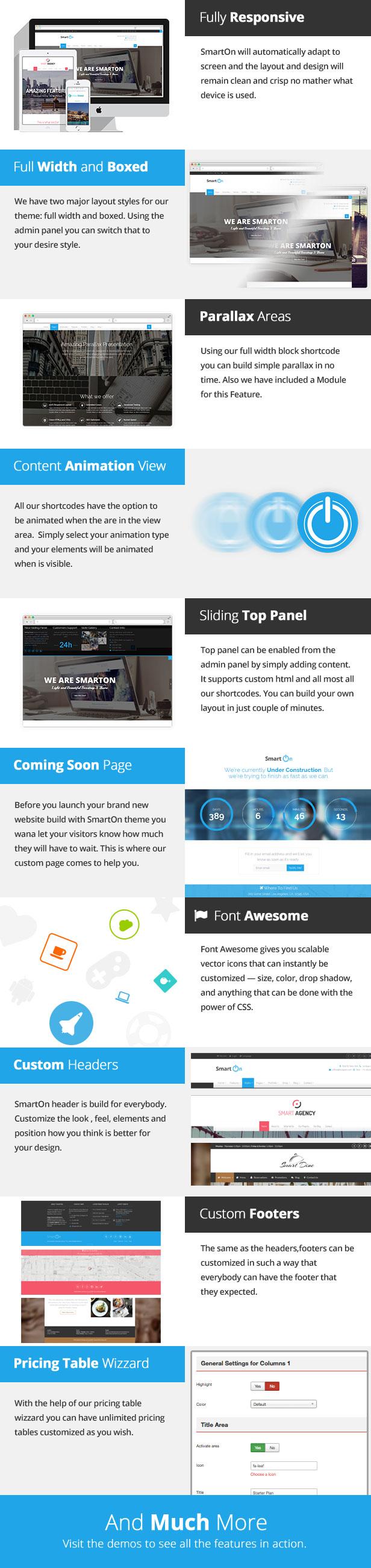 SmartOn - Multi-Purpose Ultimate Joomla Theme - 7