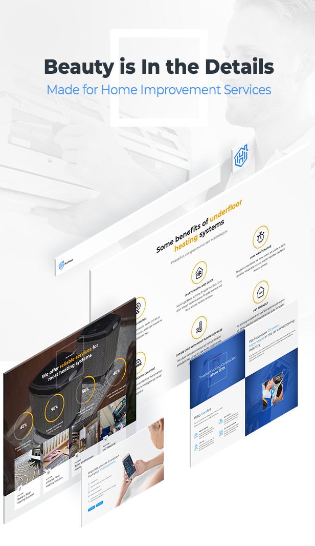 ProHauz – Handyman, Plumber, HVAC Services WordPress Theme - 5