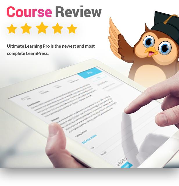 Ultimate Learning Pro WordPress Plugin - 18