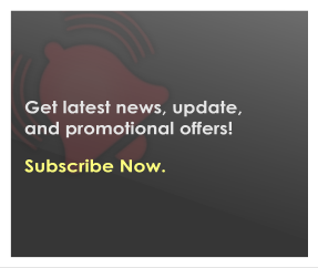 Subscribe and get the latest updates