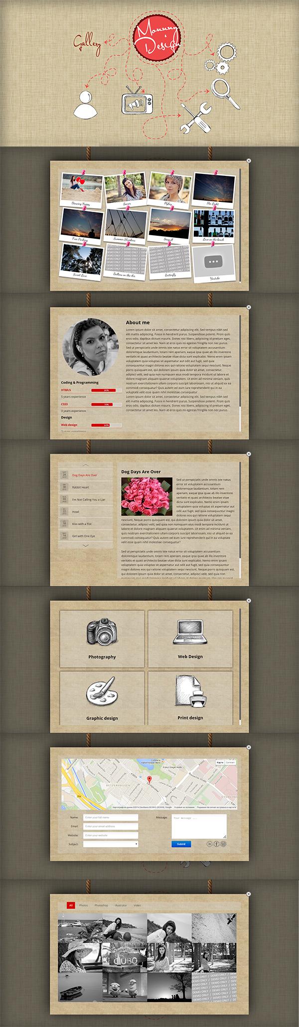Great Onepage Portfolio - 1