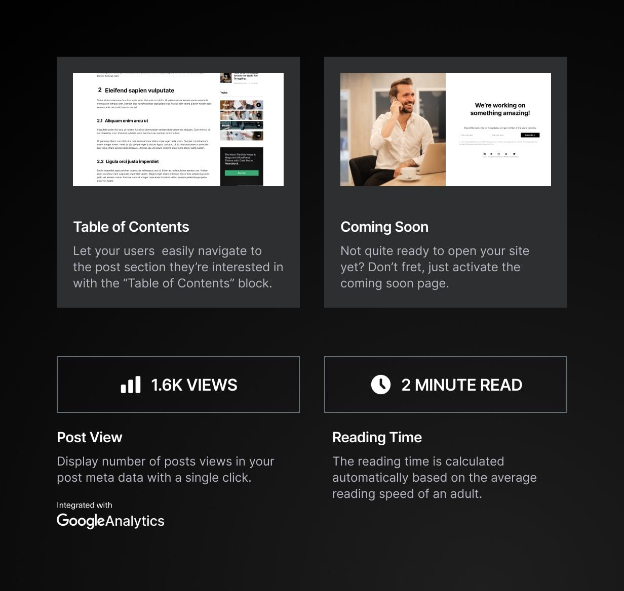 Newsblock - News & Magazine WordPress Theme with Dark Mode - 22
