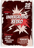 Underground Retro