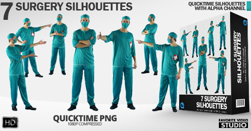 Surgery Silhouettes Collection