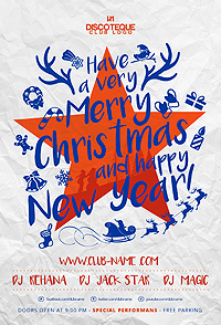 Christmas Flyer - 35