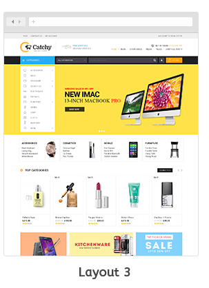 Catchy - Multipurpose WooCommerce Theme 18