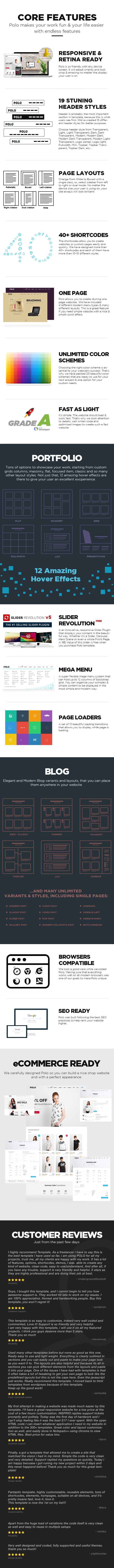 Polo - Responsive Multi-Purpose HTML5 Template - 9