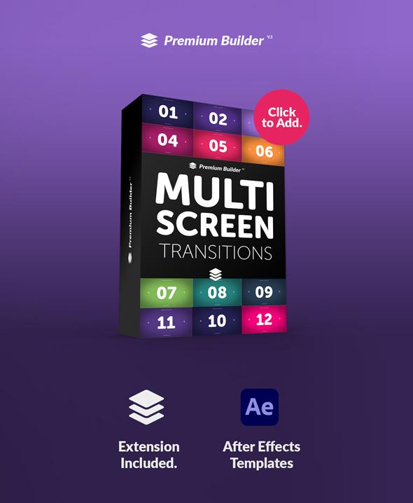 Multiscreen Transitions - 7